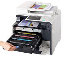 stampante a getto inchiostro o laser
