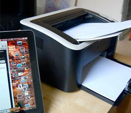 stampante wifi al pc